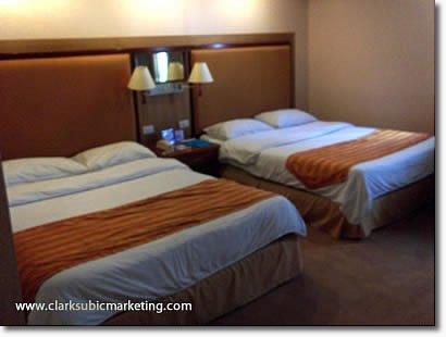 subic_bay_philippines_hotel_delta_room