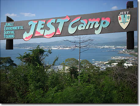 Jest Camp Jungle Environmental Survival Training