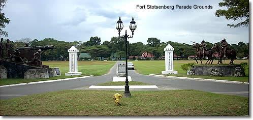 Stotsenberg Park Clark Philippines